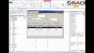 Microsoft Dynamics GP -- Manage Purchase Orders with Excel