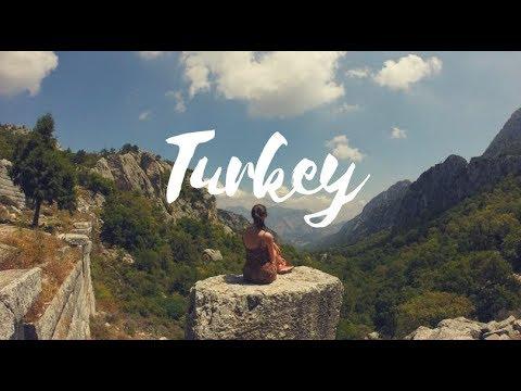 Turkey 2015 - Antalya to Izmir RoadTrip GoPro3+