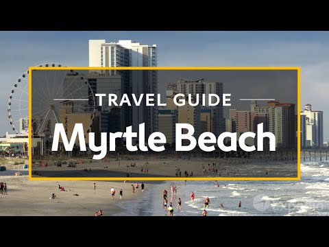 Myrtle Beach Vacation Travel Guide | Expedia