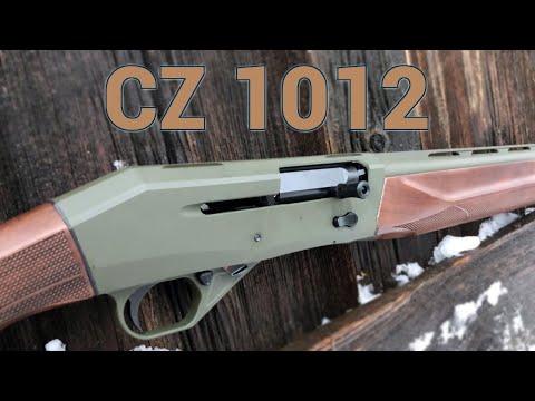 """CZ 1012 """"Gas-Less"""" Hunting Shotgun"""