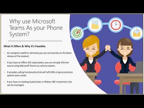 Replacing A PBX Phone System With Microsoft Teams