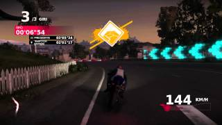 (Live!) Motorcycle club for Playstation 3