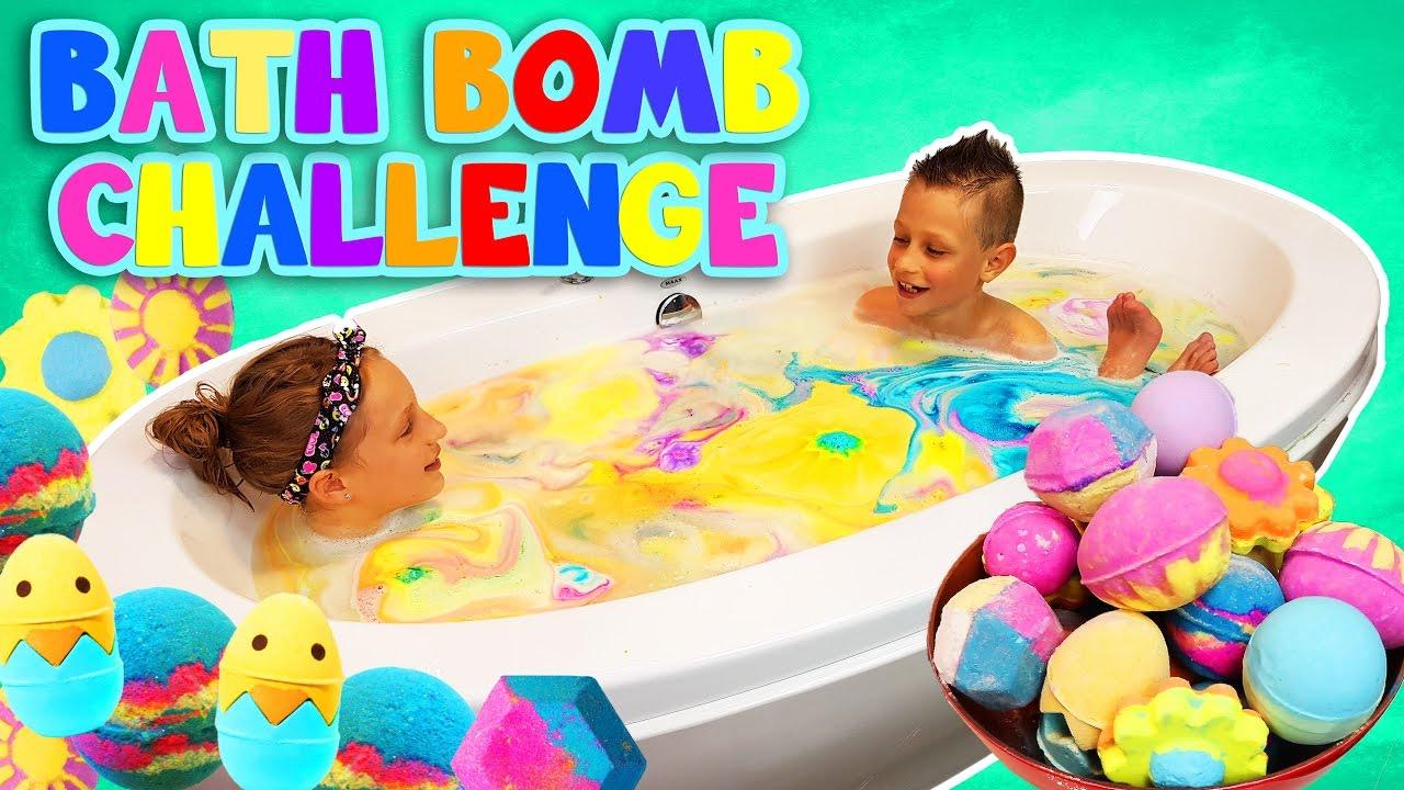 Bath Bomb Challenge