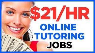 My #1 recommendation to make a full-time income online. click here ➜ https://bigmarktv.com/start online tutoring jobs for 2018. if you want be an onli...