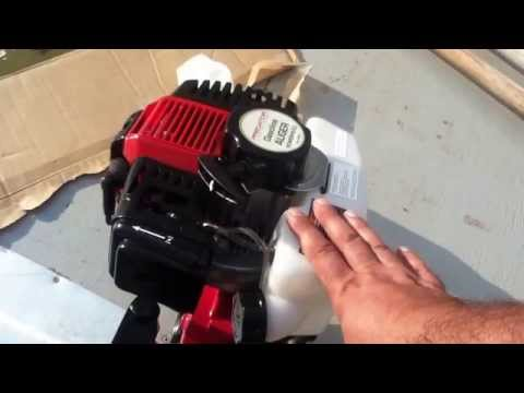 Harbor Freight Predator Item #60622 Gas Powered Auger