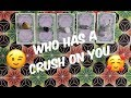 PICK A CARD | Who Has A Crush On Me | Psychic Tarot Reading