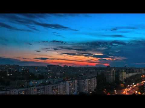 Moldova Chişinău TimeLapse 2014