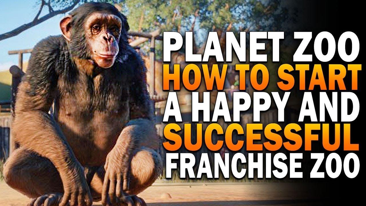planet zoo franchise mode
