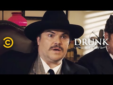 Drunk History - Solving Los Angeles's Water Crisis (ft. Jack Black)