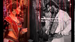 Ye laal ishq mera naam movie: ramleela singer: arijit singh lyrics: siddhartha-garima all audio and visual parts are the sole property of their respecti...