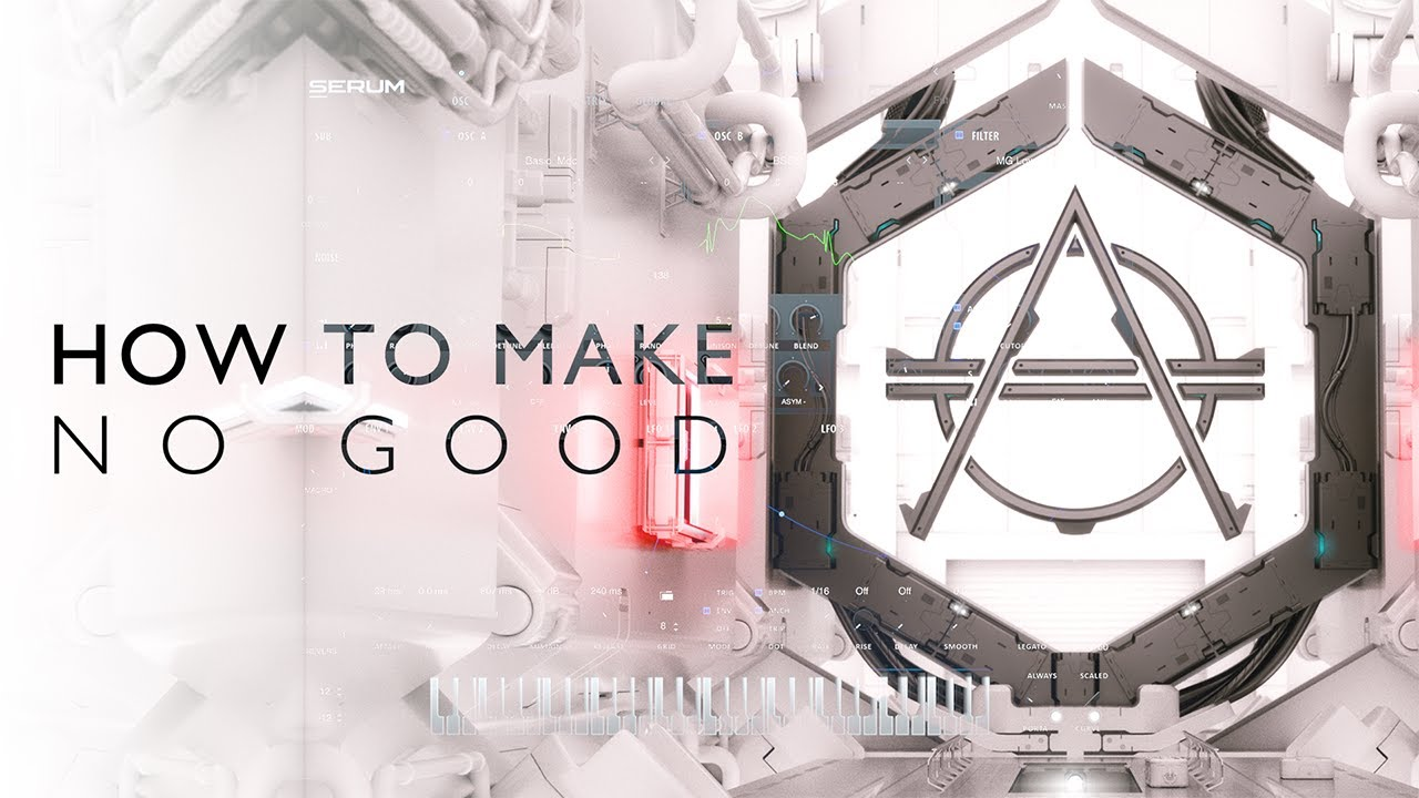 HOW TO MAKE:Zonderling x Don Diablo - No Good [Remake]