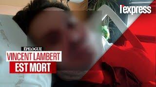 Vincent Lambert est mort