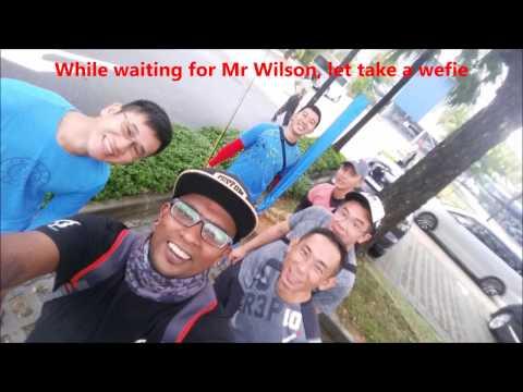 Singapore Fishing : Spanish Dancer (20161026 KAL Fishing Kaki)