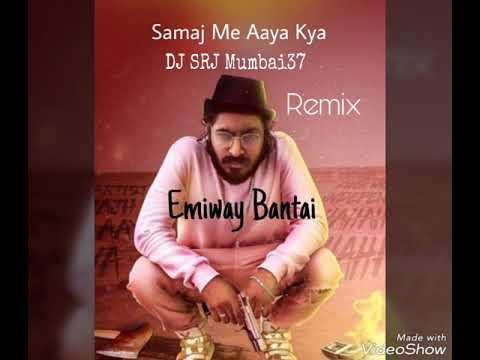 Samaj Me Aaya Kya Emiway Bantai Replay Raftaar, Divine, MC Stan DJ SRJ Mumbai37