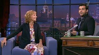 Вечерний Ургант - Кевин Спейси, Алена Бабенко. 24 выпуск, 29.05.2012