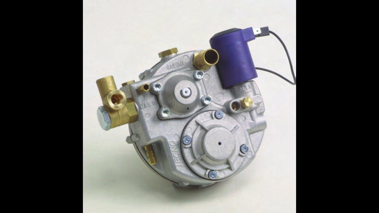 как правильно поменять газовый фильтр BRC