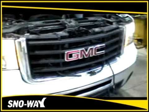 sno way adapter install sno way 99100929 adapter install