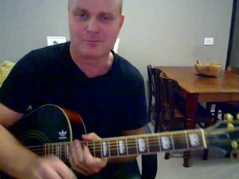 ♪♫ Eddie Cochran - Twenty Flight Rock (Tutorial)