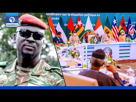 Guinea Coup: West African Leaders Resort To Sanctions | The World Today