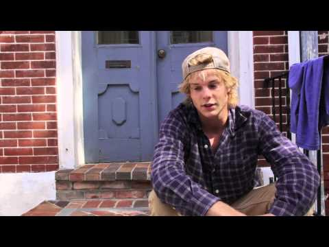 Behind the Scenes with Graham Rogers - YouTube