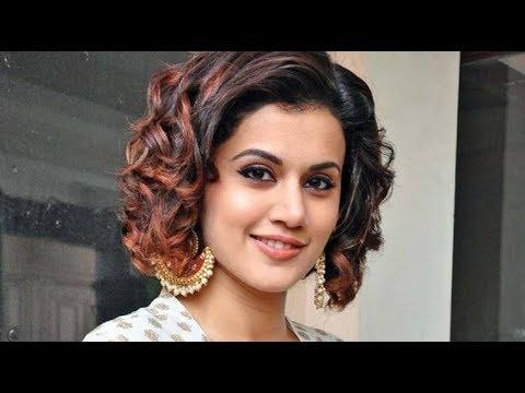 Indian Model Actress Tapsee Pannu Photos Gallery