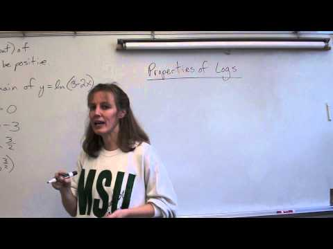 Price AP Calculus AB 5-1a Natural logs
