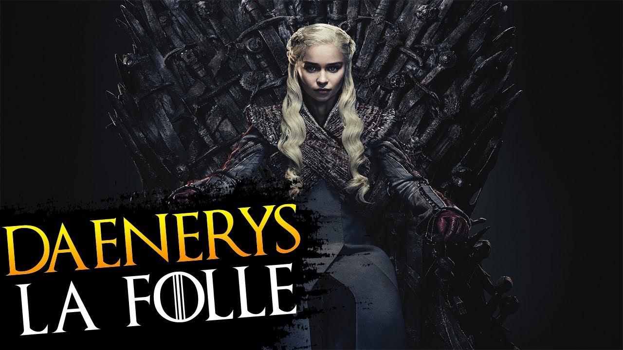 Analyse GOT : Daenerys la Folle, un échec scénaristique ?