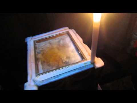 Angel Stone inside Jesus
