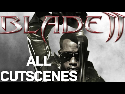 Blade 2 Xbox All Cutscenes (HD)