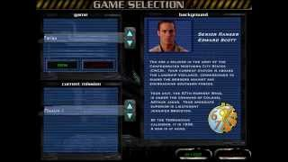 Heavy Gear (1997) Complete Playthrough - Mission 1