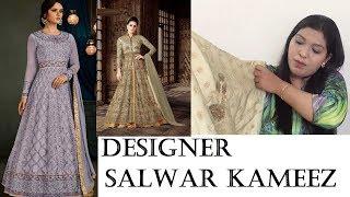 Designer Embroidery Salwar Kameez ll Online Shop ll 12 April 2018