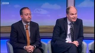 Kris Hicks Sunday Politics Wales special
