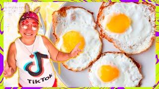 рецепт яичницы от мамы отличника