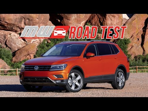 2018 Volkswagen Tiguan | Road Test