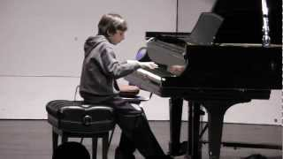Fur Elise by Beethoven (piano recital) - Excellent performance
