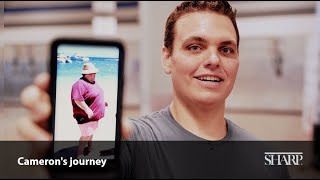 Sharp Rees-Stealy Weight Management Program: Cameron's Journey