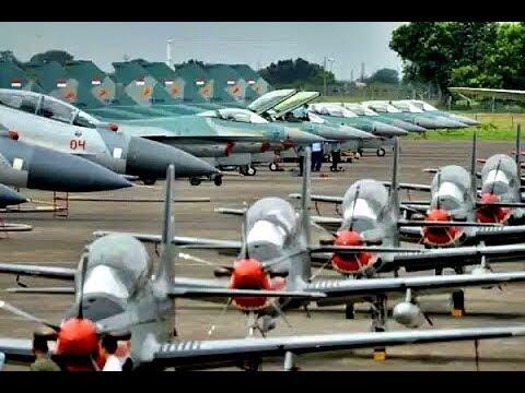 5 Alasan  As hibahkan 24 jet F 16 KE indonesia