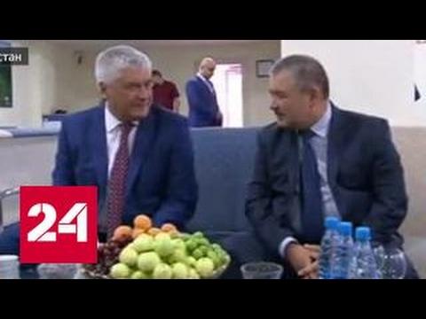Глава МВД Владимир Колокольцев прибыл с рабочим визитом в Узбекистан