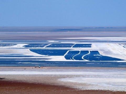 Соленые озера Алтайского края : Озеро Яровое (Большое