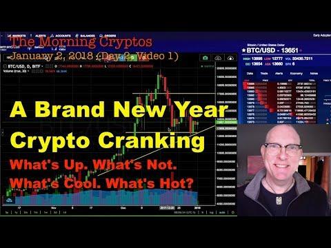 Back Down The Bitcoin Rabbit Hole! CryptoCranking! 2018.002