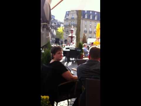 Paris square, Luxembourg