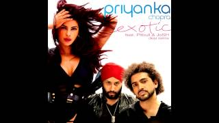 Exotic - Priyanka Chopra & Pitbull Desi Remix feat. JoSH