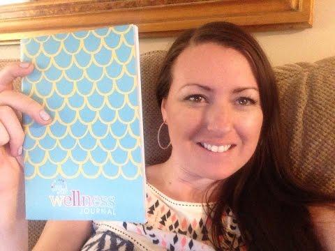 Wellness Journal Erin Condren - Elizabeth Medero