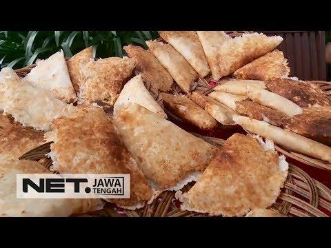 Ledre, Salah Satu Makanan Unik Di Pernikahan Putri Presiden Joko Widodo - NET JATENG