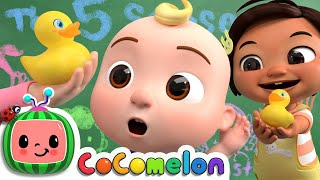 Five Senses Song | CoComelon Nursery Rhymes & Kids Songs