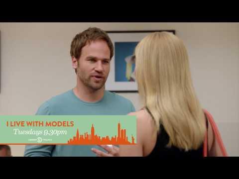 I Live With Models  Episode 3  Comedy Central UK