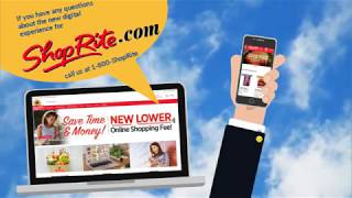 Introducing the New Digital Experience at ShopRite.com
