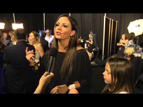 2014 CMT Music Awards Backstage with Sara Evans
