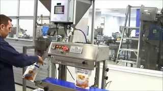 Jda- Frozen Fruit Berries Scale Filling Machine,weigh Filler Usa Canada