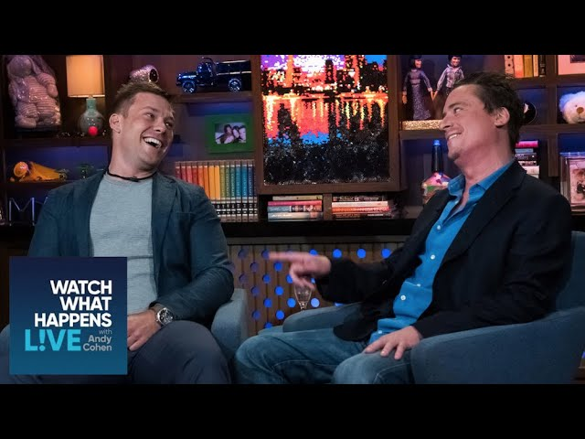 Ben Robinson's Advice for João Franco about Crew Romances | WWHL